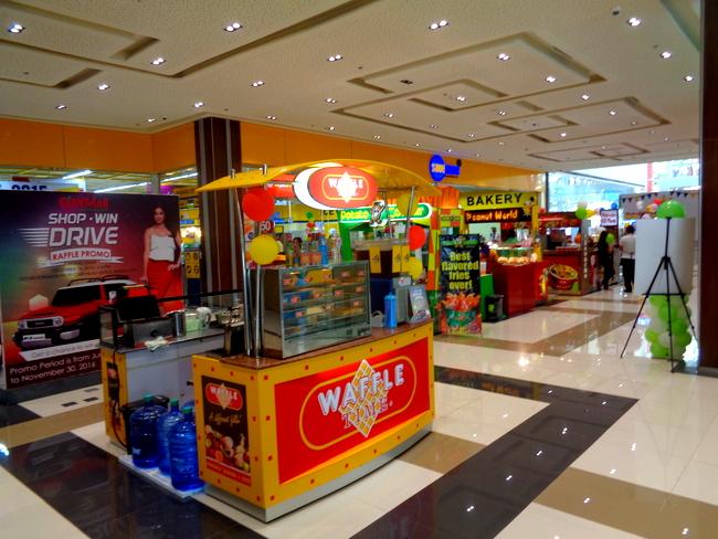 waffle time city mall parola