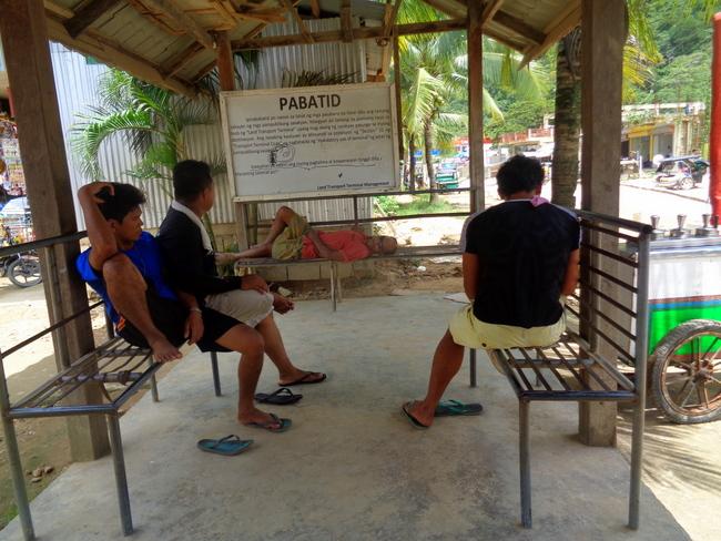 waiting-area-el-nido-palawan