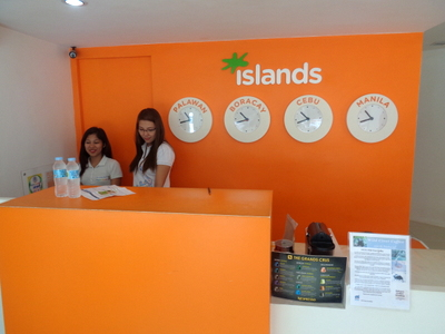 Islands Stay Hotel staff Puerto Princesa