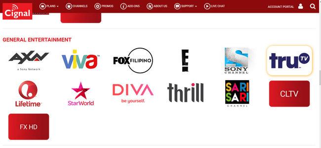 CIGNAL TV excellent customer service