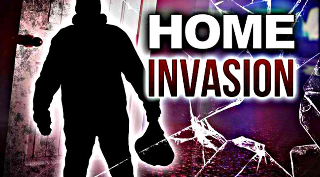 armed home invaders