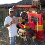 Philippines Pitfalls: Tricycle Sideswipes our Ford Ranger