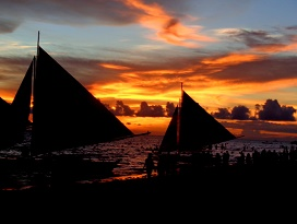 "sunset boracay - ""Korean"" Tourist Killed by Boracay Lady Boy was Chinese"