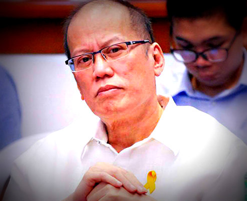 Philippine Justice Dept. issues Lookout Order for Aquino & Garin