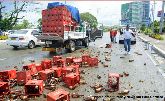 Iloilo City Red Horse Beer Disaster