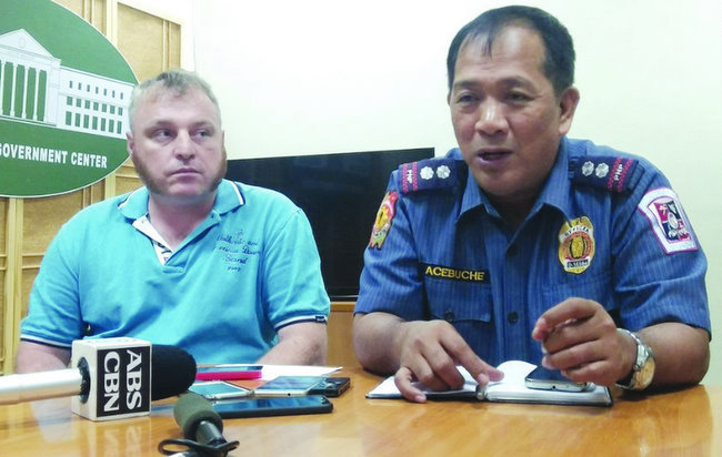 Brit Issues Apology for Insulting Bacolod Traffic Enforcer