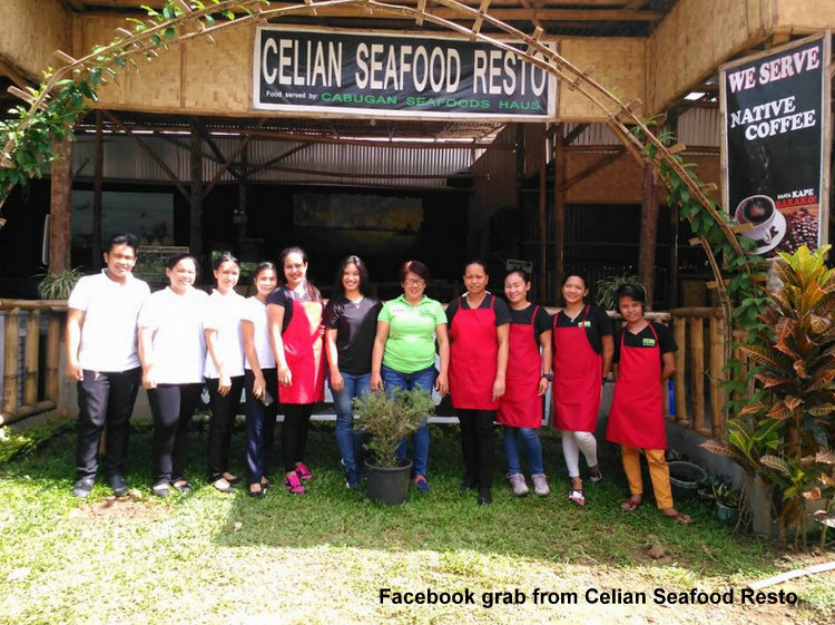 Celian Seafoods Resto Facebook - Celian Seafoods Resto, Guimaras: New Expat Hangout