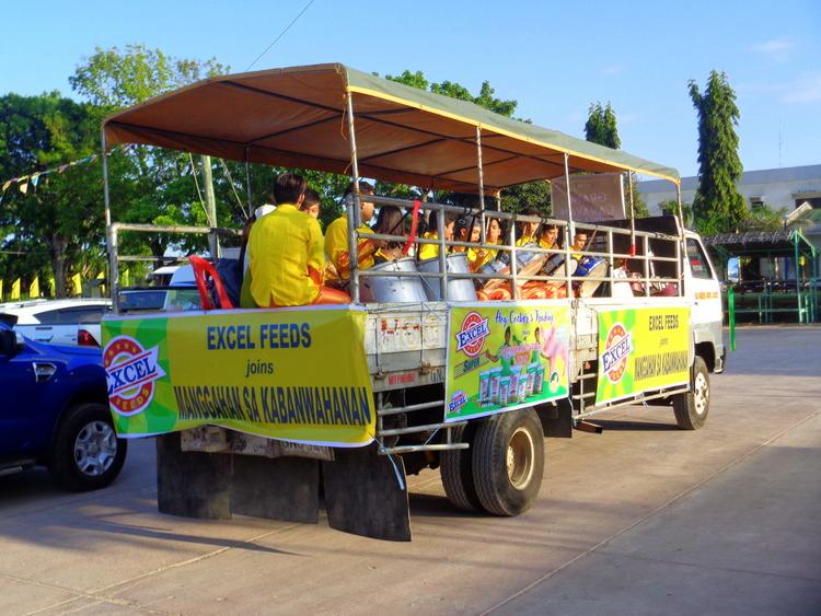 Grand Caravan Kicks Off 25th Manggahan Festival in Guimaras
