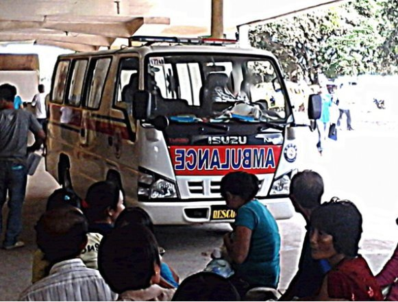 Guimaras ambulance pee patrol - Guimaras Ambulance Pee Patrol