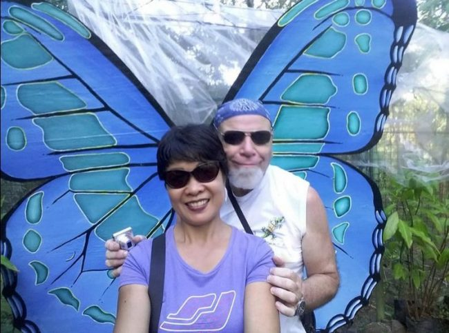 The Big Butterfly Mambukal falls Murcia e1543735293682 - Butterfly Garden Break: Mambukal Resort