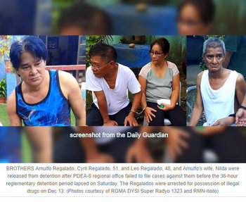 Broken Copier Excuse Frees Slain Drug Lord's In-Laws