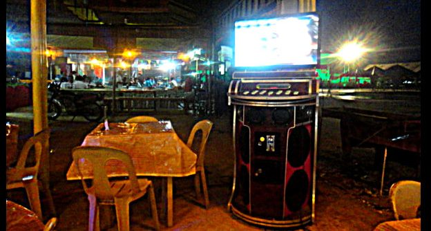 Karaoke 624x334 - Farmer Crushed to Death by Videoke Machine