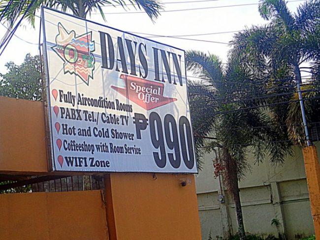 Cheap & Comfortable Mo2 Days Inn Bacolod