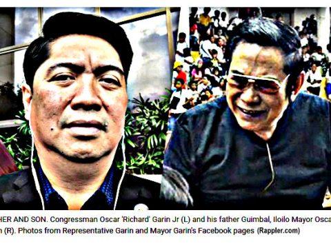PNP to sue Iloilo mayor congressman Garin for mauling cop 480x360 - Mayor & Congressman-Son Thrash Iloilo Cop
