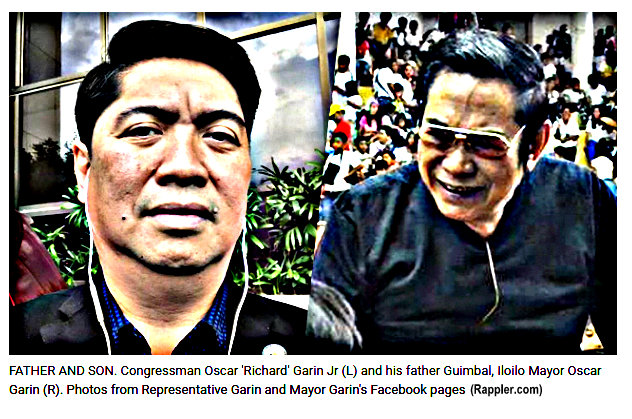 Mayor & Congressman-Son Thrash Iloilo Cop