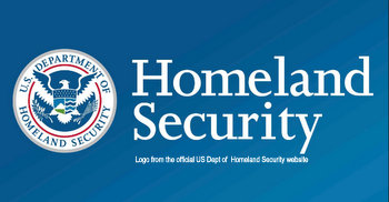 dept of homeland security logo - US Dept of Homeland Security Deems NAIA Not Secure