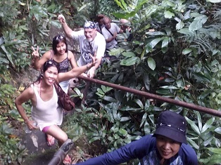 Eight Extreme Guimaras Explorers End their Bacolod Adventure