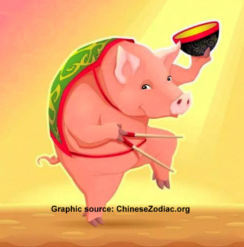 year of the pig 2019 - My Feng shui Obsessive Compulsive Disorder