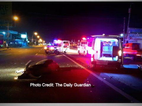 1 person hurt as ambulance hits carabao The Daily Guardian 480x360 - Ambulance Carrying Pregnant Woman Hits Pregnant Carabao