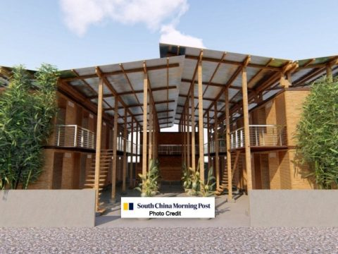 CUBO four hour bamboo house 480x360 - Amazing Low Cost 4-Hour Bamboo House