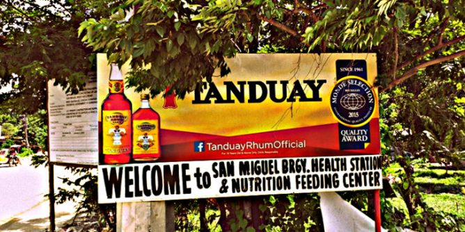 Tanduay Rhum and the Guimaras Health Station 668x334 - Tanduay Rhum & Guimaras Health Station
