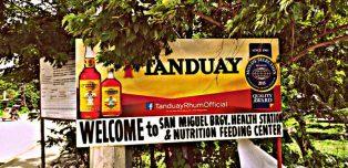 Tanduay Rhum & Guimaras Health Station