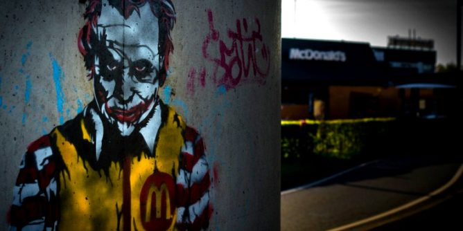 Mcdonalds Ronald Joker Heath Free photo on Pixabay 668x334 - Manila Mayor Orders Jollibee & McDonald's to Hire Old Geezers
