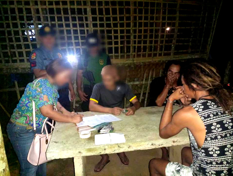 2 Guimaras Drug Suspects Selling Weed Arrested