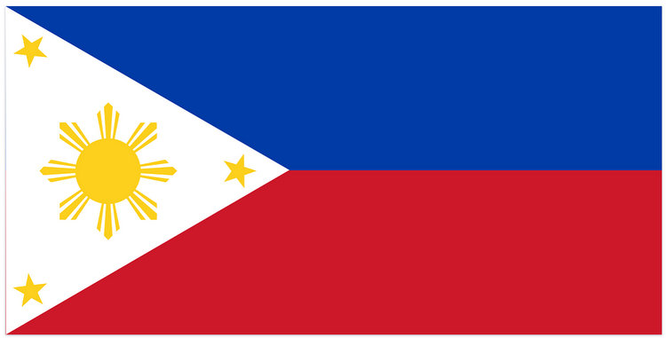 Philippines Flag Country Free vector graphic on Pixabay - BI Commissioner Warns Foreigners