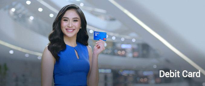 BDO EMV Debit Card BDO Unibank Inc. - Awesome BDO Surprising Senior Switch