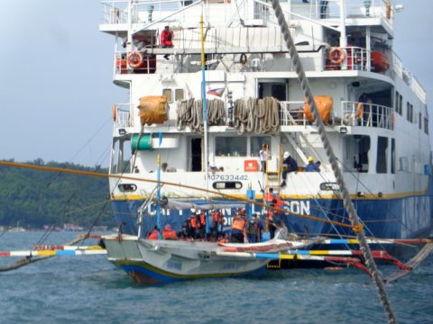 Banca boat operating again Iloilo Guimaras 480x360 - Passenger Delays Persist on Guimaras-Iloilo Route