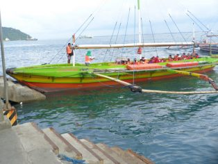 Math-Challenged Guimaras Pump Boat Operator Delays Departure