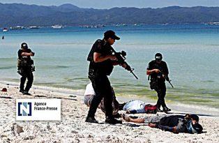 Boracay Pee-Pee Police Arrest 3 Foreigners