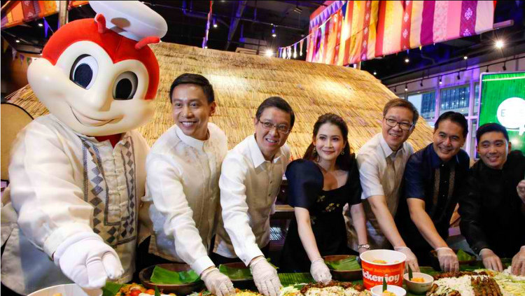"""DOT Jollibee launch food tourism campaign with Eats. More Fun in the Philippines.%E2%80%94 Sunday September 1 2019 Google Chrome 942019 25817 PM - Food Tourism Drive """"Eats. More Fun in the Philippines"""""""